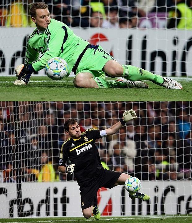 Manuel Neuer, Iker Casillas