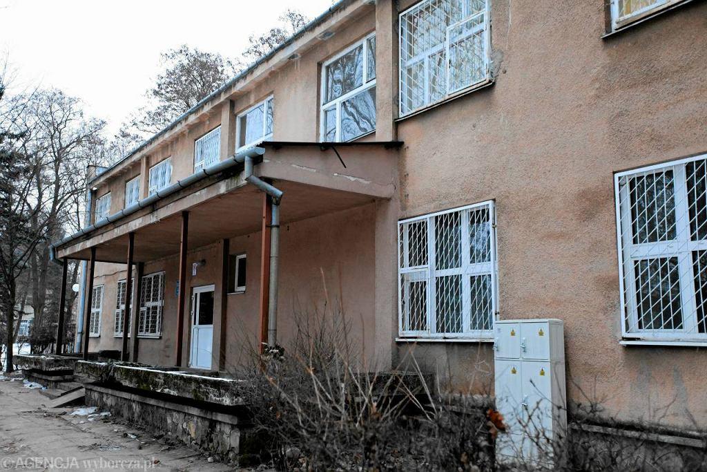 Szpital psychiatryczny w Radomiu