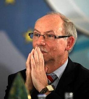 Komisarz UE Janusz Lewandowski
