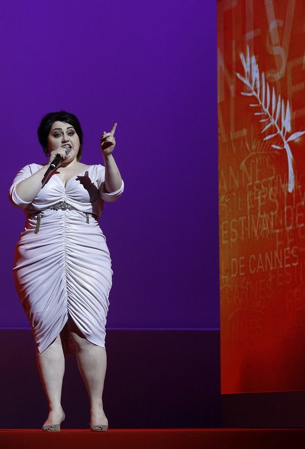 Cannes 2012, Beth Ditto