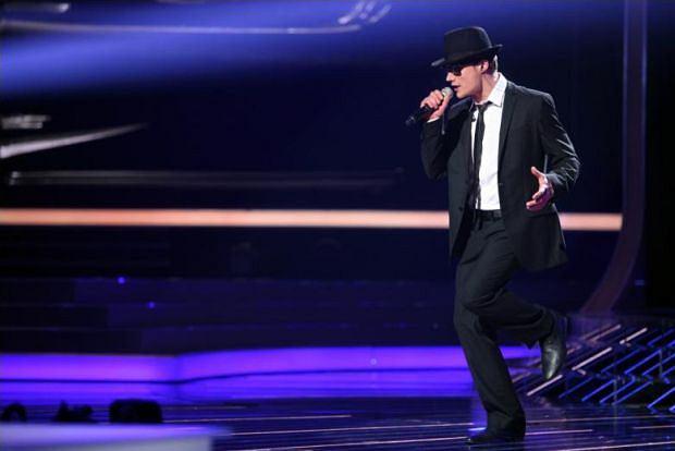 Marcin Spenner dostał się do półfinału X-Factor
