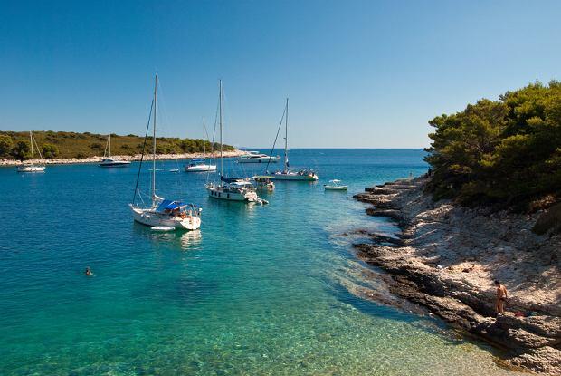 Chorwacja aktywnie - nurkowanie, żeglarstwo, rowery i inne