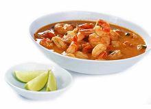 Curry z krewetek po tajsku - ugotuj