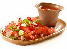 Sałatka królowej Saby z chili - ugotuj