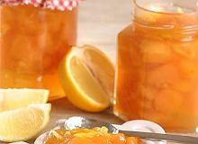 Konfitura z melona i cytrusów - ugotuj
