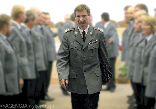 Gen. Kazimierz Szwajcowski