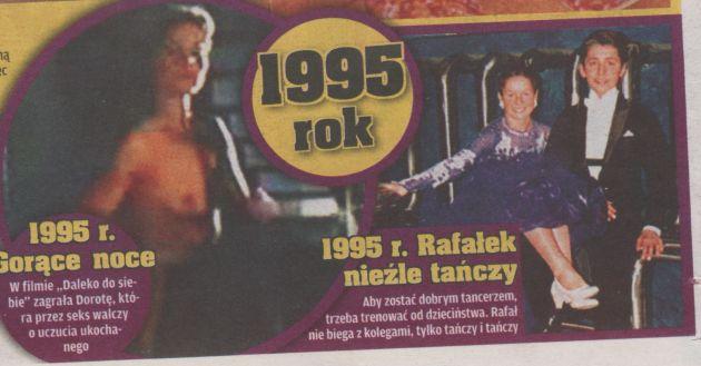 Małgorzata Foremniak, Rafał Maserak