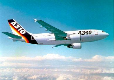 Mamy nadzieję, że piloci tego samolotu są wyspani... (fot. AP)