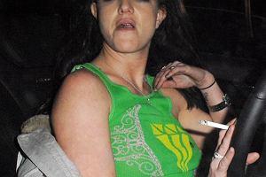 Britney w nienajlepszym stanie, początki kryzysu zaczynają być widoczne