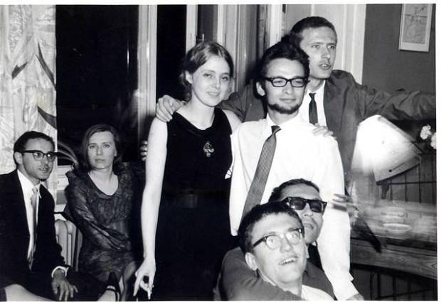 Zdjęcie numer 0 w galerii - Adam Michnik na zdjęciach przed '89 r.