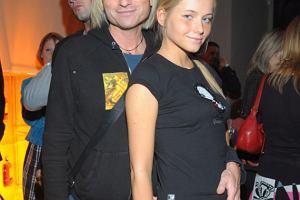 Piotr Rubik i Agata Paskudzka