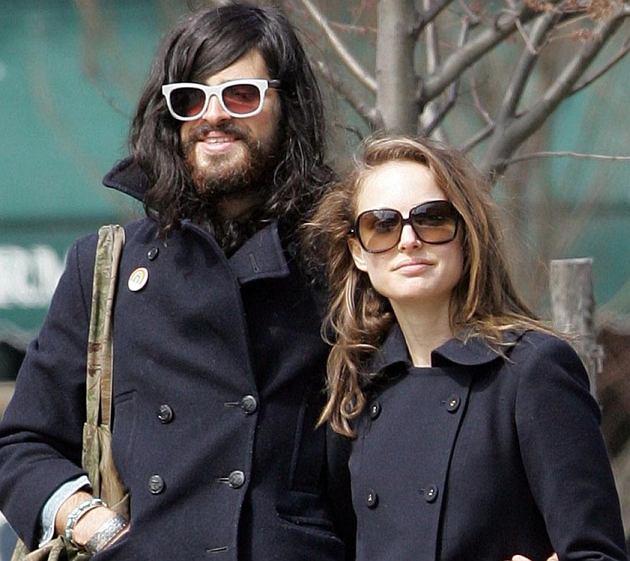 Natalie Portman i jej chłopak Devendra Banhart
