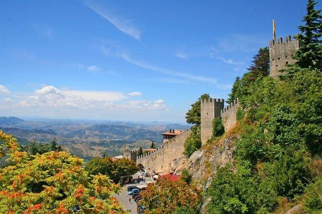 San Marino to przedw wszystkim kolory