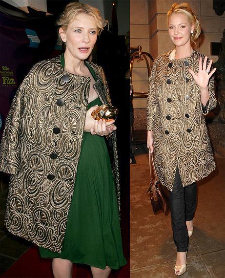 Cate Blanchett, Katherine Heigl fot. East News