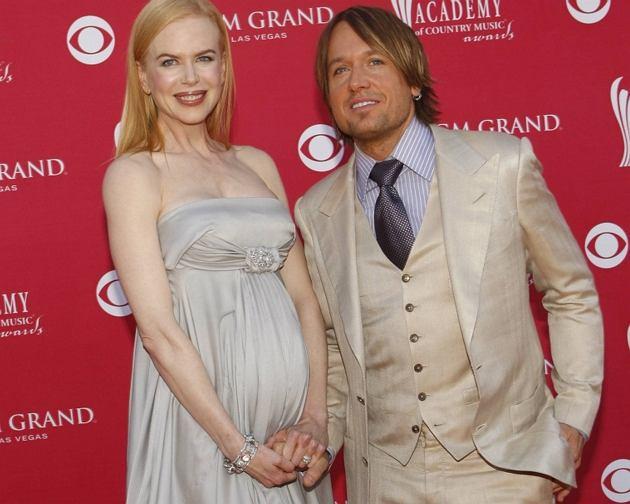 Nicole Kidman,Keith Urban