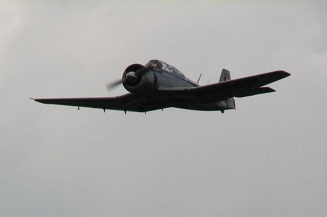 TS-8 Bies na pokazach Góraszka '07