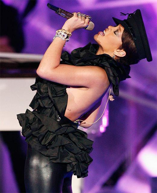 Rihanna fot. REUTERS/Mike Cassese/AG