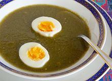 Zupa szczawiowa Halszki - ugotuj