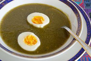 Zupa szczawiowa Halszki