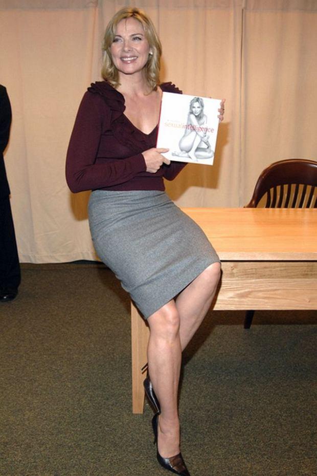 Kim Cattrall/J. Bailey / PR Photos