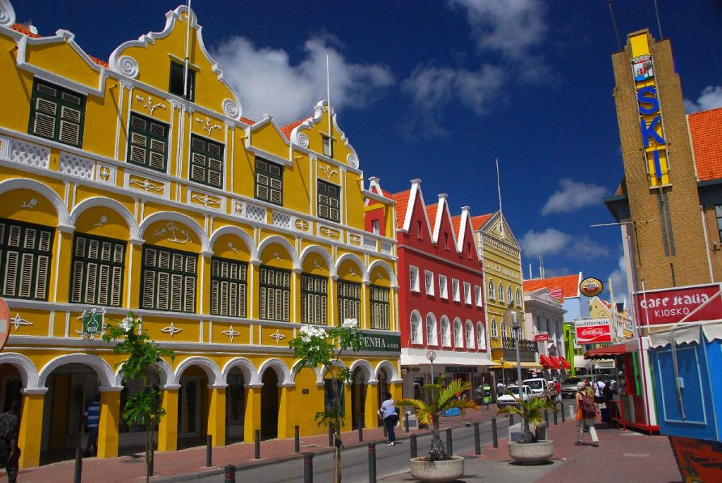 Curacao, Punda