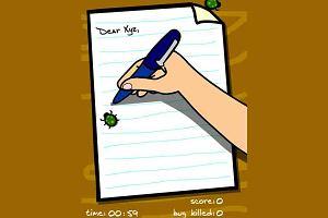 Napisz list do ukochanej / ukochanego!