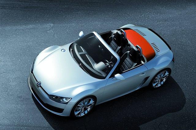Volkswagen BlueSport Concept. Audi zamierza stworzyć swój,