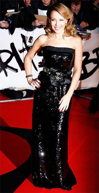 Kylie Minogue fot. AP Photo/Joel Ryan/AG