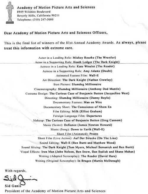 Lista, która pojawiła się w internecie