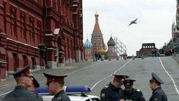 Moskwa, Plac Czerwony - Fot. Robert Kowalewski / AG