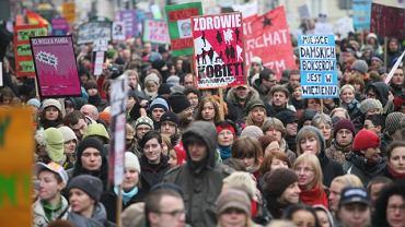 10. Manifa w Warszawie