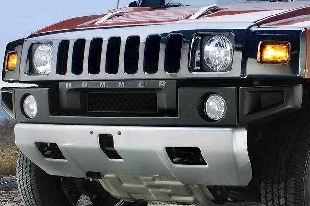 Hummer H2 Black Chrome
