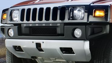 Hummer H2 Black Chrome