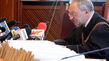 Sędzia Wiesław Rodziewicz