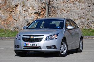 Chevrolet Cruze - test | Pierwsza jazda
