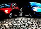 Fiat 500 vs. Ford Ka - test