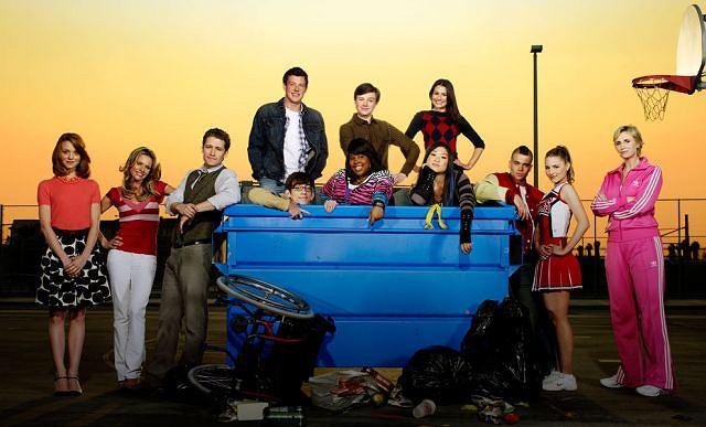 19. Glee (21 głosów)