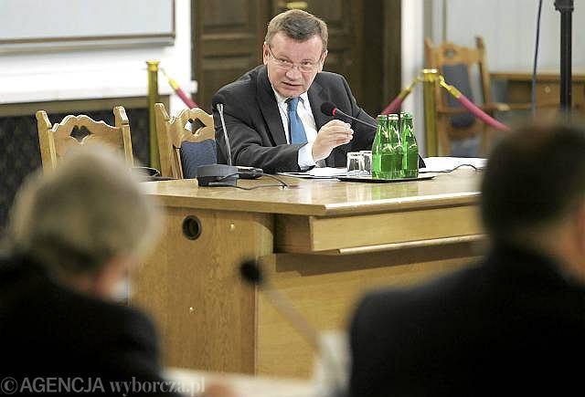 Komisja ds. śmierci Krzysztofa Olewnika.