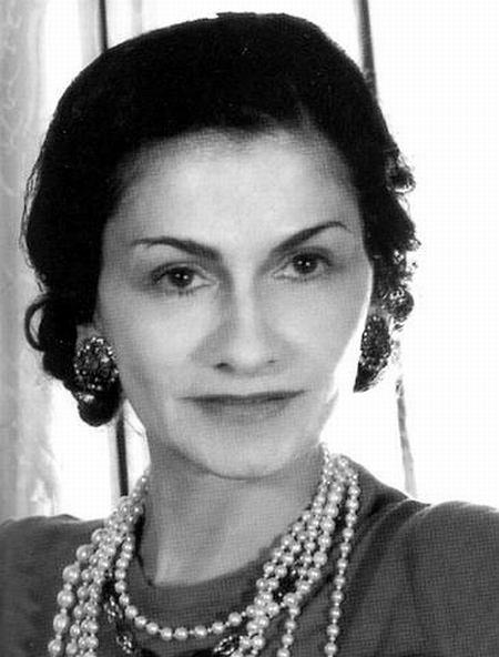 Coco Chanel rok 1935