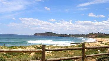 Plaża Mona Vale