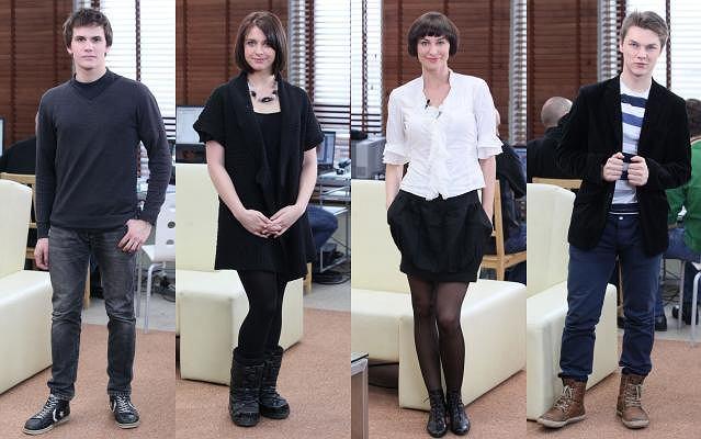 Kilku aktorów z serialu