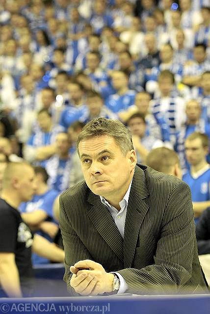 Trener Lecha Poznań, Jacek Zieliński