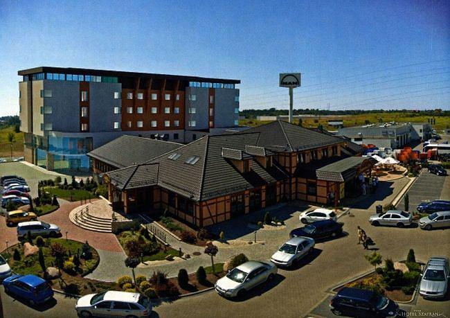 Hotel Szafran powstaje w Czeladzi
