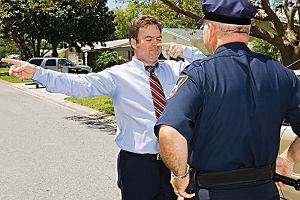 Twitter w służbie policji
