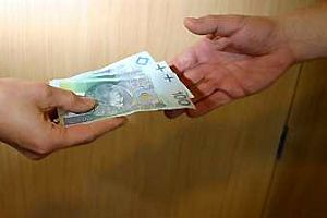Milionowa łapówka przelana na cypryjskie konto