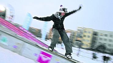 Snow4Girls Contest na Górze Kazury