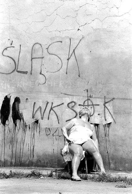 Lipcowe słońce, Wrocław 1996 r.
