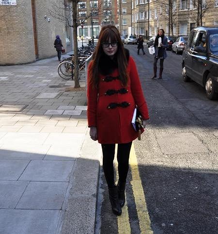 Louise Ebel - Londyn