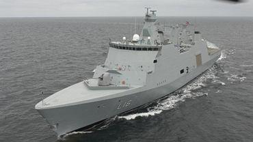 Duński okręt klasy Absalon