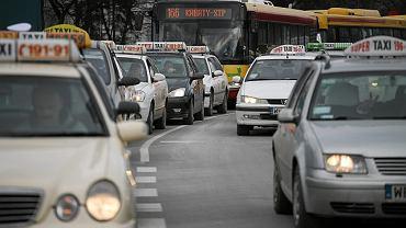 Taksówki w Warszawie